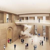 The Philadelphia Museum of Art to Unveil MAKING A CLASSIC MODERN: FRANK GEHRY'S MASTER PLAN FOR THE PHILADELPHIA MUSEUM OF ART, 7/1