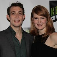 Photo Coverage: Kate Baldwin and Conor Ryan Celebrate Opening Night of Keen Company's JOHN & JEN