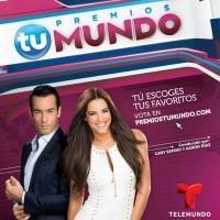Rafael Amaya and Gaby Espino Take Favorite Lead Actor Awards at Telemundo's Premios Tu Mundo (Your World Awards)