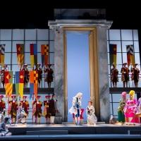 Photo Flash: First Look at Isabel Leonard, Tara Erraught, Simone Alberghini and More in Washington National Opera's CINDERELLA