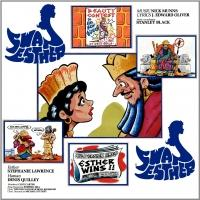 BWW CD Reviews: Stage Door Records' SWAN ESTHER (Original Concept Album) Doesn't Take Flight
