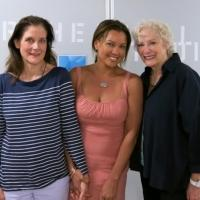 Photo Flash: Vanessa Williams Visits Betty Buckley, Haillie Foote & More in Signature Theatre's THE OLD FRIENDS