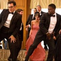 Photo Flash: First Look at Josh Gad and Kevin Hart in THE WEDDING RINGER