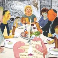 Nicole Eisenman's SEDER Opens 3/13 at Jewish Museum