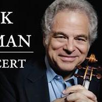 FSCJ Artist Series Presents ITZHAK PERLMAN IN CONCERT Tonight