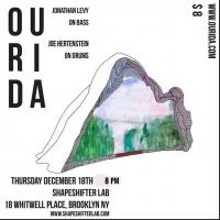 ShapeshifterLab Welcomes Ourida Tonight
