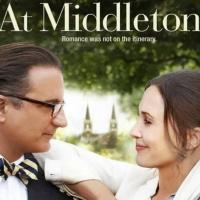 Academy Award Nominee Vera Farmiga Stars in Romantic Comedy AT MIDDLETON on Blu-ray and DVD Today