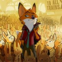 Photo Flash: Concept Art Revealed for Disney Animation's Comedy Adventure ZOOTOPIA
