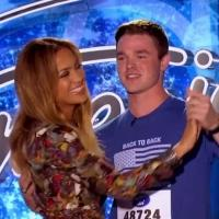 VIDEO: AMERICAN IDOL First Look - Contestant Sweeps JLo Off Her Feet at Nashville Auditions