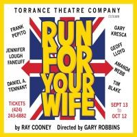BWW Reviews: RUN FOR YOUR WIFE Takes a Comic Look at a Taxi Driver's Double Lives