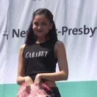 BWW TV: Come Hear the Music Play! CABARET Visits Bryant Park