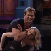 VIDEO: Chris Hemsworth & Kate McKinnon Attempt 'Dirty Dancing' Lift in New SNL Promo