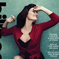 Photo Flash: IF/THEN's Idina Menzel Poses for Cover of Billboard Magazine