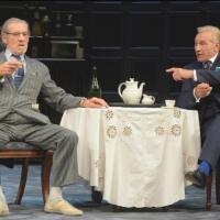Photo Flash: First Look at Ian McKellen, Patrick Stewart & More in NO MAN'S LAND & WAITING FOR GODOT!