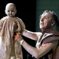 Photo Flash: Get a First Look at Alan Cumming in MACBETH on Broadway!