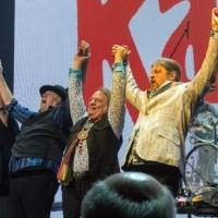 Photo Coverage: THE RASCALS Take First Official Broadway Bow!
