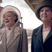 Publicist Says Maggie Smith Only Joking About DOWNTON ABBEY Exit