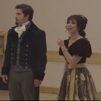 STAGE TUBE: Sneak Peek - Frank Wildhorn's THE COUNT OF MONTE CRISTO Opens Tonight at BYU