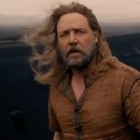 VIDEO: First Look - Russell Crowe in New Trailer for Biblical Epic NOAH