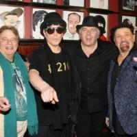 Photo Coverage: THE RASCALS Celebrate Opening Night at Sardi's!