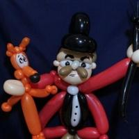 Photo Flash: Balloon Artist Debuts Daily 'GENTLEMAN'S GUIDE' Creations!