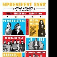 MPress Records Hosts MPressFest SXSW 2015