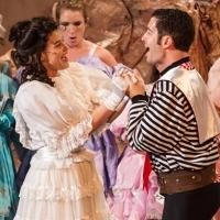 BWW Reviews: Gilbert and Sullivan's THE PIRATES OF PENZANCE Offers High-Spirited Farcical High Jinks Performed by a Multi-Talented Cast