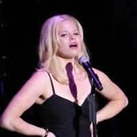 Megan Hilty Performs SMASH Showstopper At IT COULD BE WORSE Concert