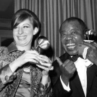 12 Days of Barbra Streisand - Throwback Thursday with Louis Armstrong