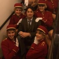 Photo Flash: Saturday Intermission Pics - March 15 - Part 2 - BULLETS OVER BROADWAY's First SIP; Plus 'THREEPENNY,' DISASTER! & More!