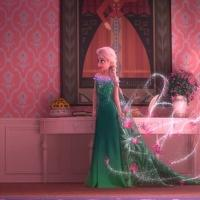 Photo Flash: First Look - Elsa & Anna Return in All-New FROZEN FEVER Short!