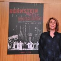 Photo Coverage: Author Carol J. Oja & More Celebrate Release of BERNSTEIN MEETS Broadway at Barnes & Noble