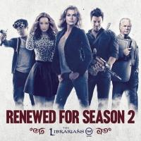 TNT Renews Hit Series THE LIBRARIANS for Second Season