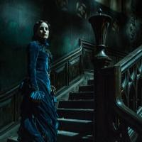 Photo Flash: Sneak Peek at Jessica Chastain in Guillermo del Toro's CRIMSON PEAK