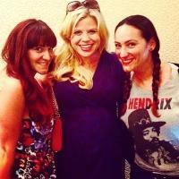 WICKED Reunion! Megan Hilty, Eden Espinosa & Shoshana Bean Perform Live