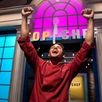 Gabriel Coronel Wins Telemundo's TOP CHEF ESTRELLAS