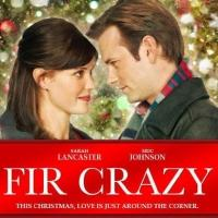 Sarah Lancaster Stars in Hallmark Channel's FIR CRAZY Tonight