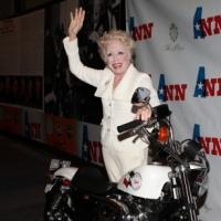 Photo Coverage: Holland Taylor and More in ANN's Opening Night Press Reception!