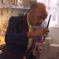 VIDEO: Saks Opening Christian Louboutin Shop