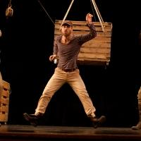 BWW Reviews: 'CAMBUYÓN' at The New Victory Theater