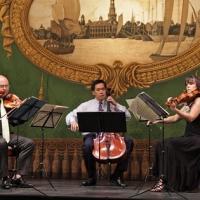 SPOLETO FESTIVAL USA Announces 2015 Bank of America Chamber Music Series Programs