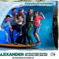 Common Sense Media Names Disney's Alexander and the Terrible, Horrible, No Good, Very Bad Day as Inaugural Recipient of Common Sense Seal