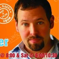 Comix at Foxwoods Presents Bert Kreischer, Now thru 5/3