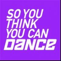 SO YOU THINK YOU CAN DANCE Returns to the Van Wezel Tonight