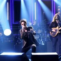 VIDEO: Brandon Flowers Performs 'Can't Deny My Love' on TONIGHT SHOW