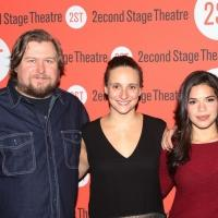 Photo Coverage: Meet the Cast of Second Stage's LIPS TOGETHER, TEETH APART- Austin Lysy, Tracee Chimo, America Ferrera & Michael Chernus