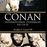 Commercial Fisherman Sir John Louis Corvin 7th Pens Book about Life at Sea