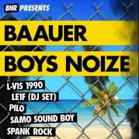 Boys Noize, Baauer and More to Perform at Governors Island This Sunday