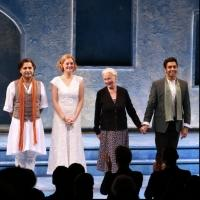 Photo Coverage: Roundabout's INDIAN INK Takes Opening Night Bows