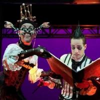 BWW TV: Once Upon a Midnight Dreary... Watch Highlights from New Edgar Allan Poe Musical- NEVERMORE!